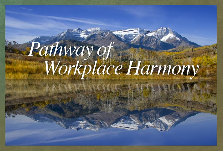 Pathway of Workplace Harmo