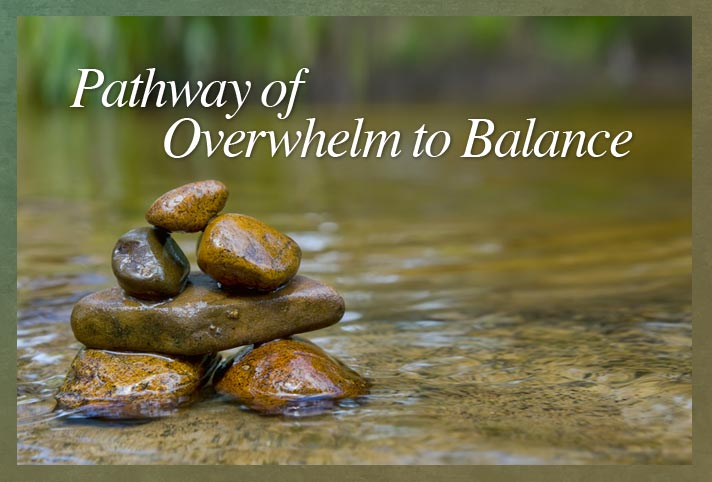 Pathway of Overwhelm to Balance - Mary Baker Eddy