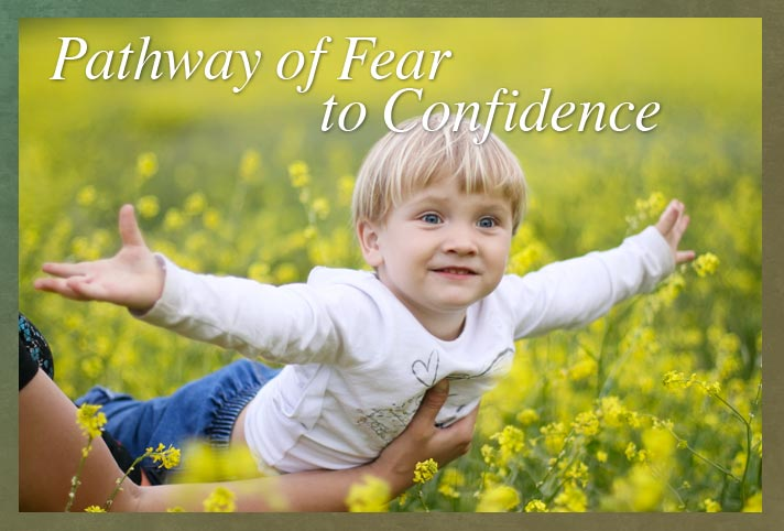Pathway of Fear to Confidence - Mary Baker Eddy